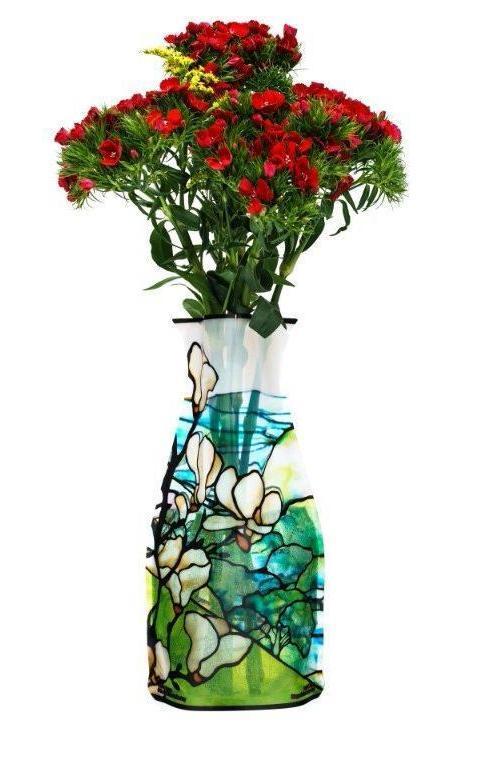 Louis C Tiffany Magnolia Vase Mark Twain House