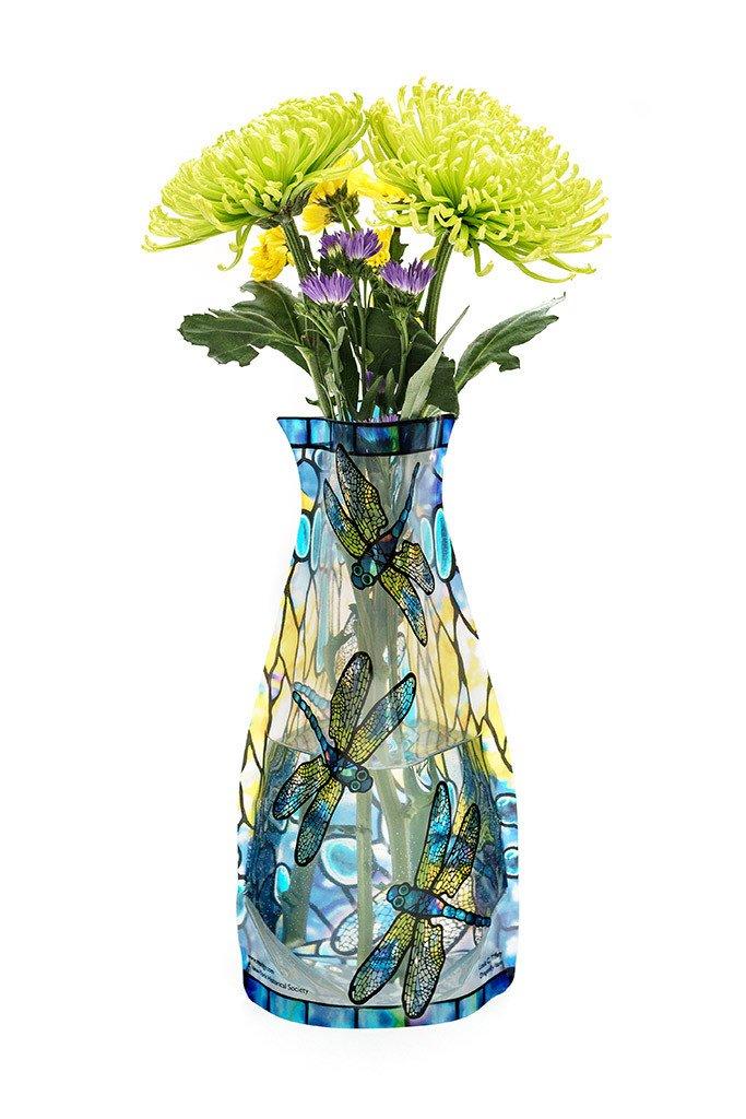 Louis C Tiffany Dragonfly Vase Mark Twain House