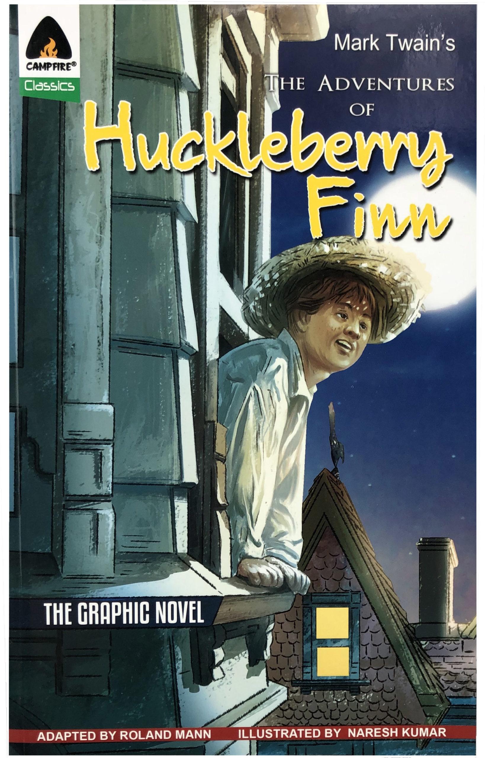 finn strip Huck comic